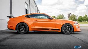 Steeda Q850 StreetFighter Edition is an 800-plus-horsepower Mustang