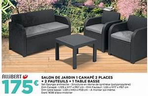 Magasin Salon De Jardin : magasin salon de jardin avec les meilleures collections d ~ Teatrodelosmanantiales.com Idées de Décoration