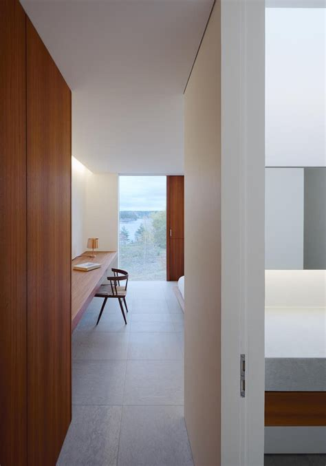 palmgren house  john pawson  interiors
