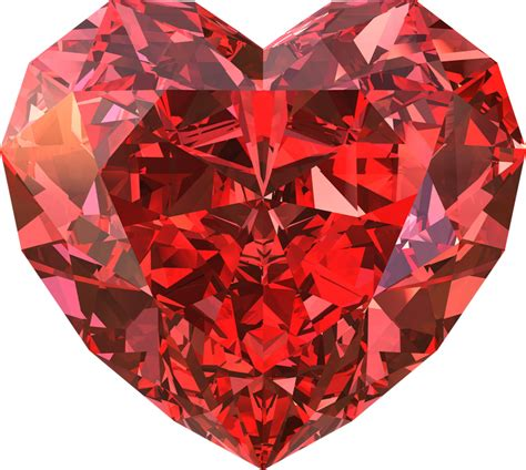 piedras preciosas rubi en forma de corazon Buscar con