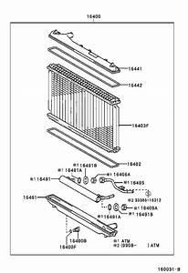 Toyota Solara Engine Cooling Fan Motor  Motor  Cooling Fan  No 2