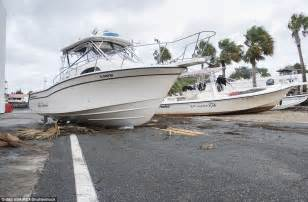Hurricane Boats In Florida by Tropical Hermine Kills Two As States Along