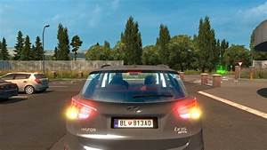Ets2 - Hyundai Ix35 Test Lights  1 23 1 1s