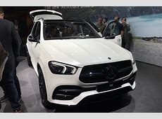 New Mercedes GLE 2019 SUV on sale now from £55,685 Autocar