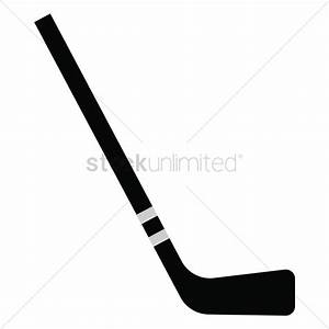 Ice hockey stick Vector Image - 1558086 | StockUnlimited