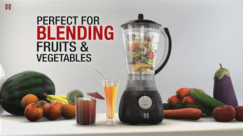 blender cuisine herzberg hg 5008 blender food mixer smoothie maker