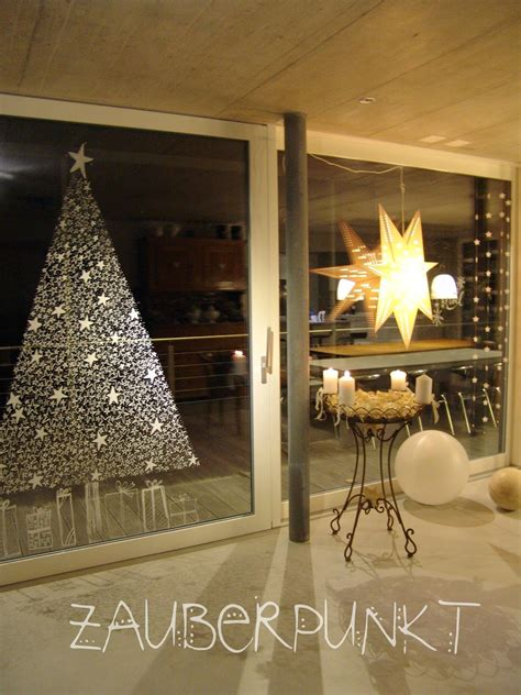 Dekoideen Weihnachten Fenster by Gemacht Mit Edding Windowmarker Fensterkreide