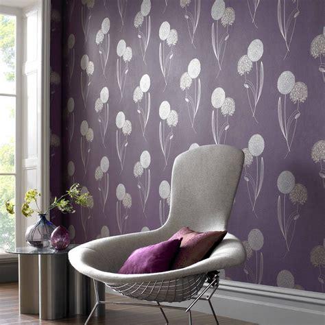 plum silver wallpaper gallery