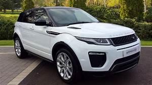 Land Rover Evoque 2018 : land rover range rover evoque 2 0 td4 hse dynamic 5dr diesel 4 door hatchback 2018 at land ~ Medecine-chirurgie-esthetiques.com Avis de Voitures