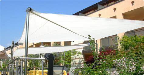 tenda da sole a vela guida e prezzi delle tende da sole per la terrazza