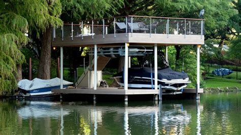 Custom Boat Covers Austin Tx by Lake Austin Boat Docks