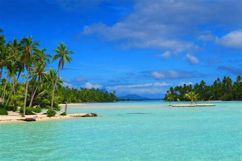 tropical islands in the south pacific days in y