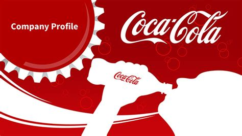 Coca Cola Powerpoint Template by Coke Slidegenius Powerpoint Design Pitch Deck