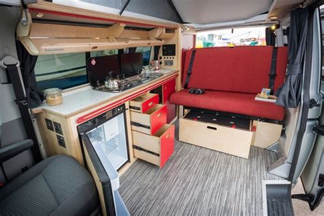 23 Awesome Camper Van Conversions That'll Inspire You To