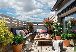 decoration terrasse avec spa With amenagement petit jardin avec piscine 11 terrasse carrelee ma terrasse