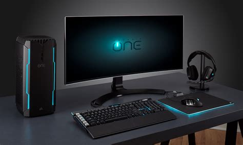 corsair one pro compact gaming pc gadget flow