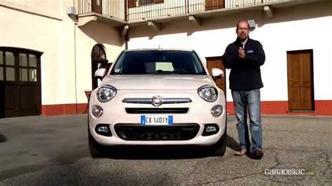 Essai Fiat 500 X