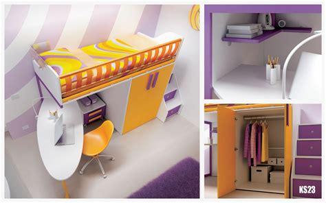 chambre avec lit mezzanine chambre enfant avec lit mezzanine bureau