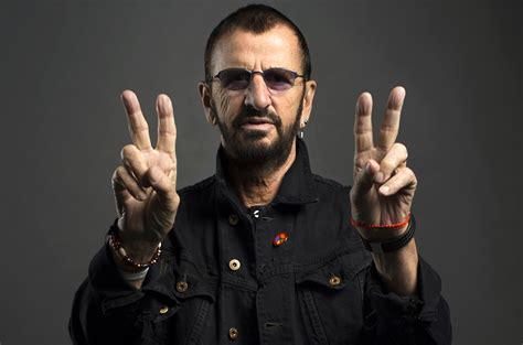 ringo starr shares  song video   time