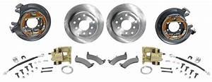 Teraflex 4354410 Rear Disc Brake Kit For 84