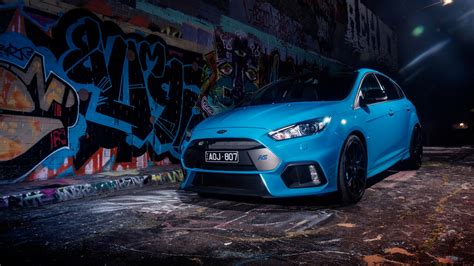 ford focus rs limited edition wallpaper hd car