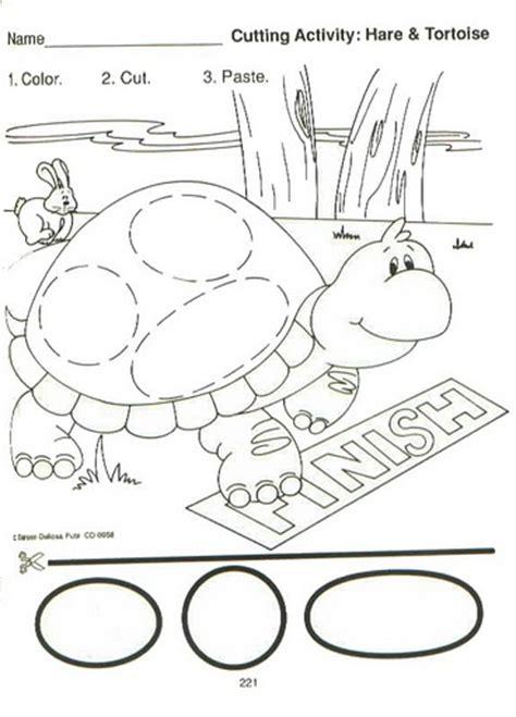 preschool cut paste activities crafts  worksheets