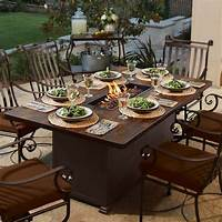 fire pit dining table 52 best images about Fire Pit Dining Table on Pinterest ...