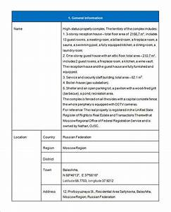 venture capital investment proposal template - 9 real estate investment proposal samples templates