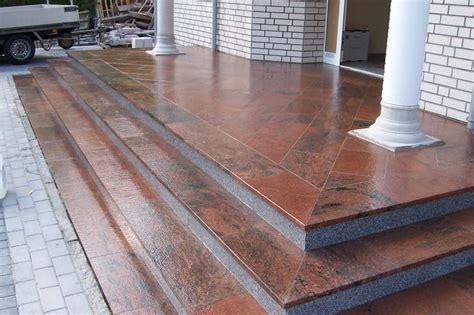 Granit Für Außentreppe by Au 223 Entreppe Granit Gronau Enschede M 252 Nster Osnabr 252 Ck