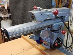 WANTED: Old Delta Rockwell Super 990 radial arm saw