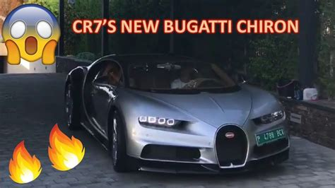 Just before deliveries of the chiron start, bugatti has requested a real champion to give the french luxury brand's new ultimate. Cristiano Ronaldo Call Me Chiron-Aldo!! ... Buys $2.9 Mil. Bugatti