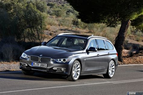 World Premiere The New Bmw 3 Series Touring
