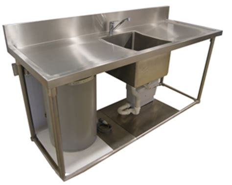portable shoo bowl for kitchen sink 2200 x 600mm