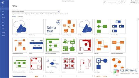 Microsoft Visio Professional 2013 Free Download