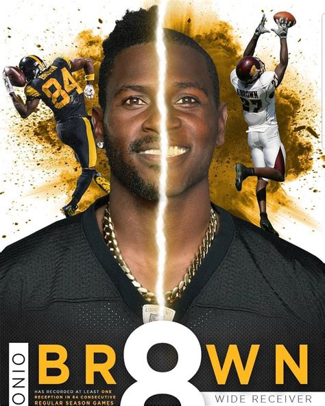 Pin by Stephanie Hairston on Antonio Brown | Antonio brown ...