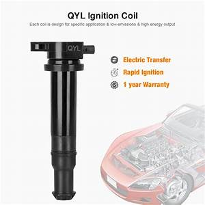 2010 Hyundai Accent Ignition Coil Replacement