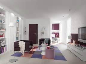 Kreative Wandgestaltung Im Wohnzimmer 3d Wandpaneele
