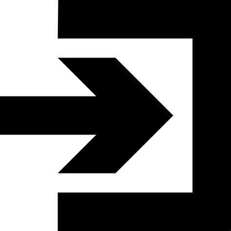 Clipart Login Mini Icon