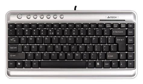 A4tech Kl-5 Usb Compact Keyboard (uk Layout