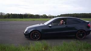Mercedes W203 Tuning : mercedes sportcoupe w203 220cdi drift 190hp youtube ~ Jslefanu.com Haus und Dekorationen