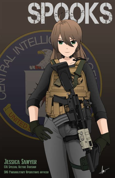 siege cia cia sad sog paramilitary officer sawyer by wftc141