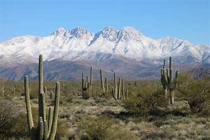 Arizona Wallpapers 4k Peaks Four Desktop