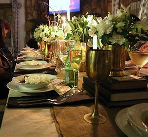 Rustic Whimsical New Year's Eve New Year's Party Ideas ...