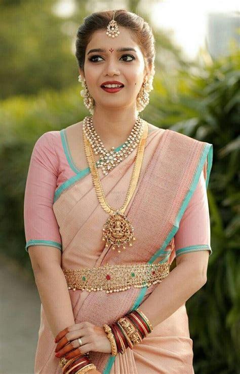 aesthetic south indian bridal makeup    wedding season
