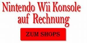 Nintendo 3ds Auf Rechnung : nintendo wii konsole auf rechnung ~ Themetempest.com Abrechnung