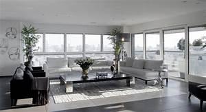 Appartement Contemporain : appartement d co et naturel ~ Melissatoandfro.com Idées de Décoration