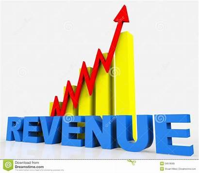 Revenue Increase Graph Business Improve Improvement Report