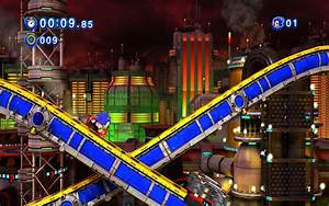 Sonic Generations - Chemical Plant Zone HD Wallpaper - GamePhD