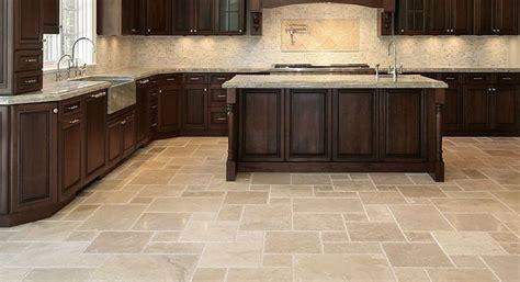 kitchen floor tile designs   perfect warm kitchen