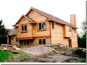 Houses with Cedar Siding